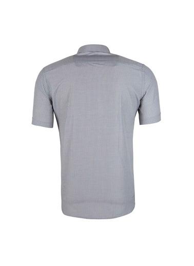 Sabri Özel Gömlek Gri